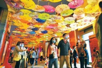 五一假期京城夜经济再升温