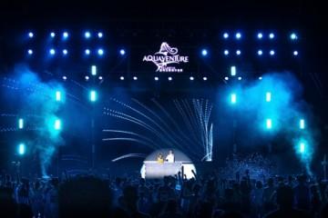 亚特兰蒂斯水世界C浪夜场嘉年华炫丽升级 再次缔造三亚暑期旅游市场特色产品
